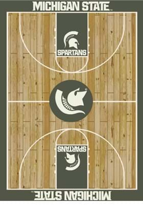 Milliken Michigan State Home Court 1180