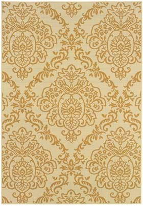 Oriental Weavers 8424J Gold