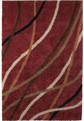 Orian Rugs Gentle Breeze 1733 Red