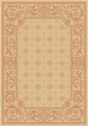 Safavieh CY1356 3201 Natural Terracotta