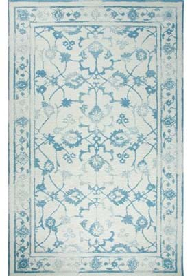 Dynamic Rugs 88802 109 Ivory Light Blue