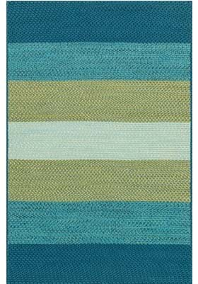 Loloi Rugs GA-02 Blue Green