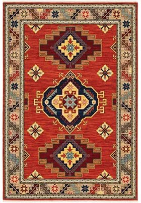 Oriental Weavers 5504P Red