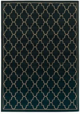 Oriental Weavers 5186I Navy Light Grey