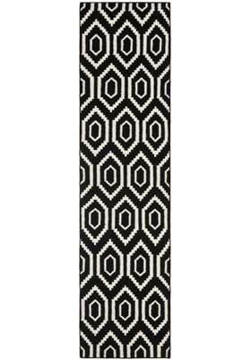 Safavieh DHU556L Black Ivory