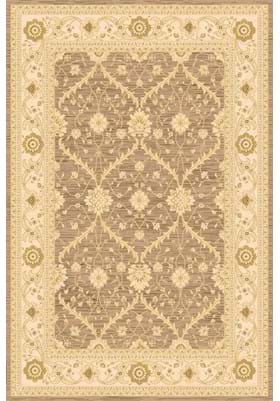 Rugs America 7707B Trellis Brown