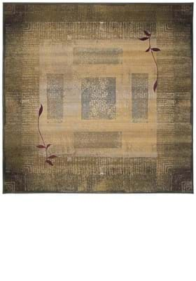 Oriental Weavers 544G1 Green Beige