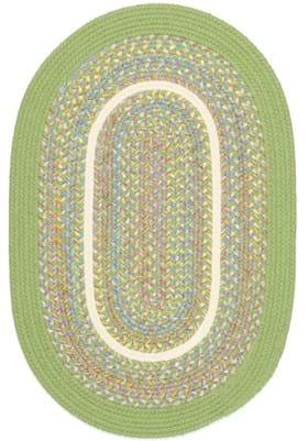 Rhody Rug KI-44 Lime Banded