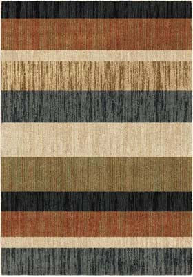 Orian Rugs 4417 Decker Multi