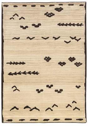 Oriental Weavers 1N Ivory Brown