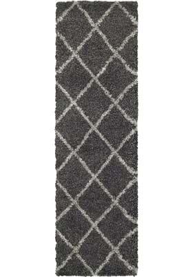Oriental Weavers 90K Charcoal Grey