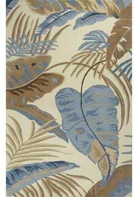 KAS Rainforest 2624 Ivory Blue