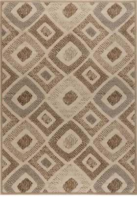 Central Oriental Zebra Tiles 9237 Beige