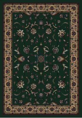 Milliken Isfahan 7315 Emerald 11000