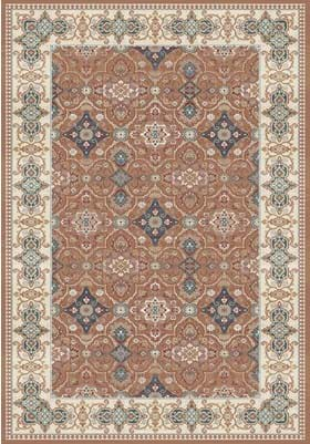 Dynamic Rugs 1998 616 Rust