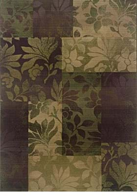 Oriental Weavers 8006A Plum Gold