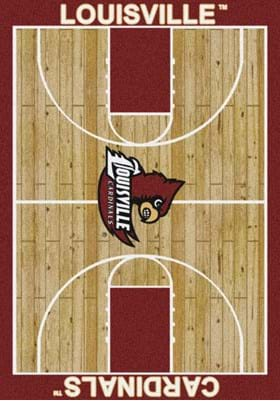 Milliken University of Louisville Home Court 1150
