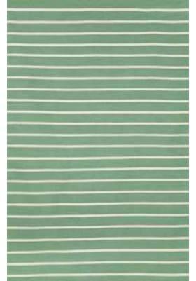 Trans Ocean Pinstripe 630504 Aqua