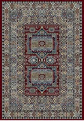 Dynamic Rugs 57147 1454 Red