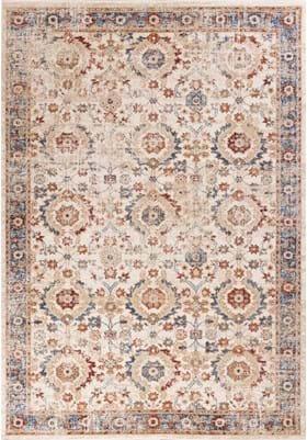 KAS 9477 Ivory Tabriz