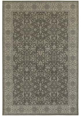 Oriental Weavers 1E Grey Ivory