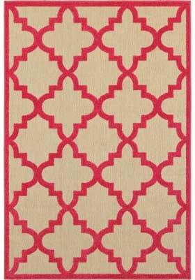 Oriental Weavers 660P Sand Pink