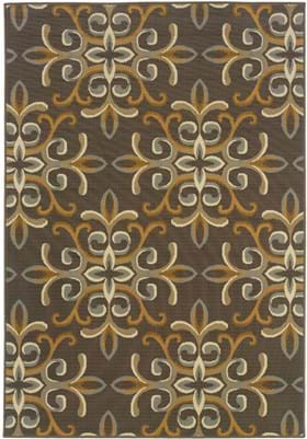 Oriental Weavers 8990H Brown