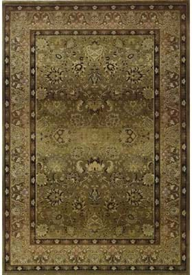 Oriental Weavers 3434J Beige Green
