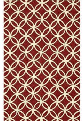 Loloi Rugs VB-05 Red Ivory