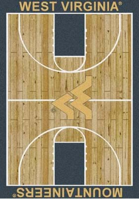 Milliken West Virginia University Home Court 1470