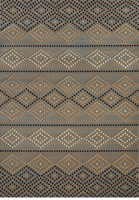 United Weavers 511-29960 Sedona Diamond Blue