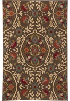 American Rug Craftsmen Amicalola 90335 Saddle 478