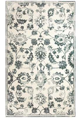 Dynamic Rugs 88803 105 Ivory Teal