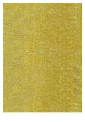 KAS Indoor Outdoor Shag 607 Marigold Yellow