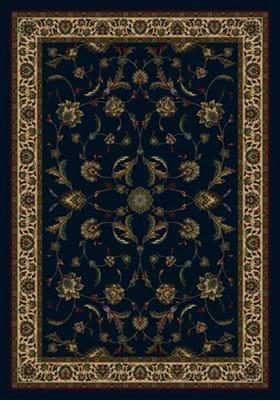 Milliken Isfahan 7315 Sapphire 12000