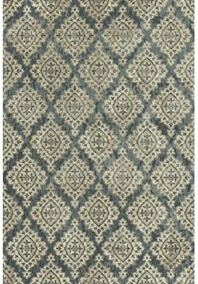 Dynamic Rugs 985015 119 Blue