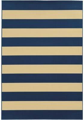Oriental Weavers 4768F Blue Ivory
