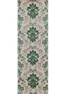 KAS Damask 9038 Ivory Green