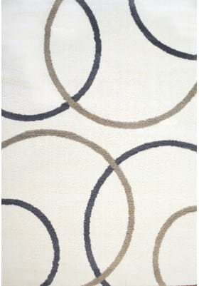 Dynamic Rugs 5922 109 White Beige Grey