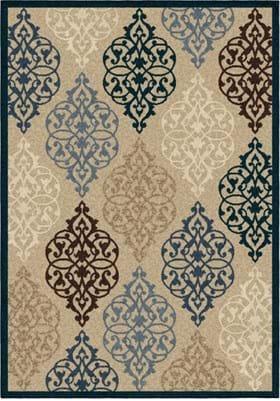 Orian Rugs Hastings 1843 Multi