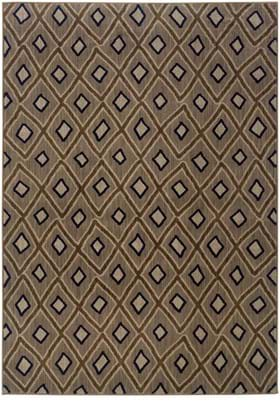 Oriental Weavers 3943 Grey Brown