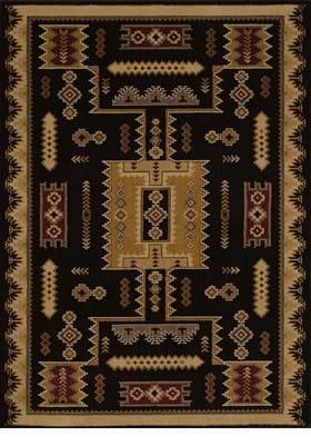 United Weavers 750-01870 Coltan Black