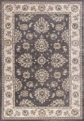 KAS 5608 Grey Ivory Kashan