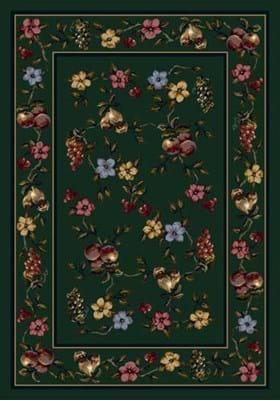 Milliken Lorelei 4555 Emerald 11000