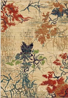 Orian Rugs Bloomer 3828 Multi