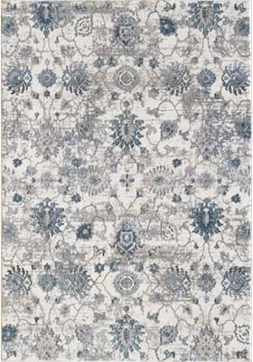 Dynamic Rugs 3375 150 Cream Blue