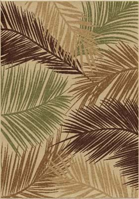 Orian Rugs Bungalow Palms 1836 Multi