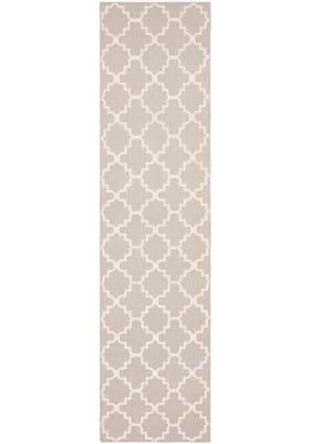 Safavieh DHU554G Grey Ivory