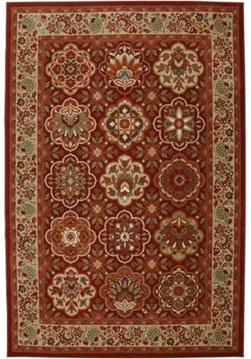 American Rug Craftsmen Copperhill 90337 Madder Brown 37016