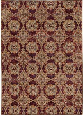 Oriental Weavers 6883A Red